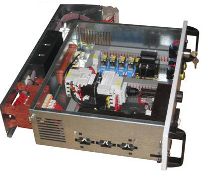 Motor control cubicle for Cutler hammer freedom 2100 motor control center